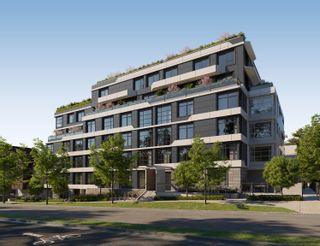 """Photo 1: 204 3264 VANNESS Avenue in Vancouver: Collingwood VE Condo for sale in """"Clive at Collingwood"""" (Vancouver East)  : MLS®# R2625658"""
