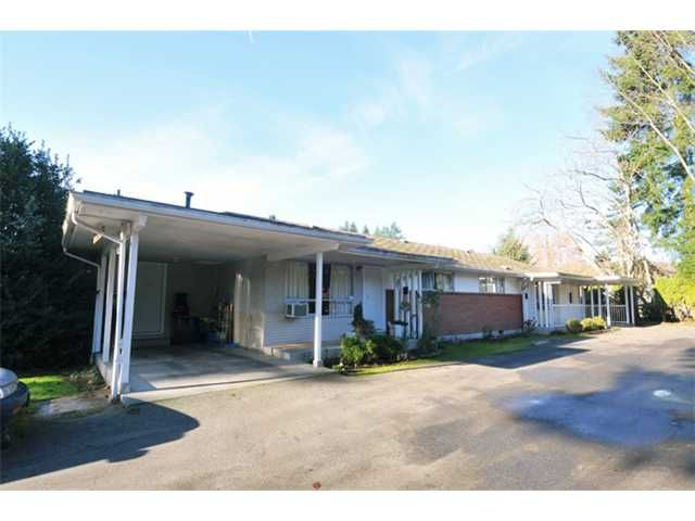 Main Photo: A & B 21303 RIVER Road in Maple Ridge: West Central House for sale : MLS®# V1036804