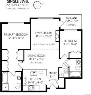 Photo 31: 406 4394 West Saanich Rd in : SW Royal Oak Condo for sale (Saanich West)  : MLS®# 884180