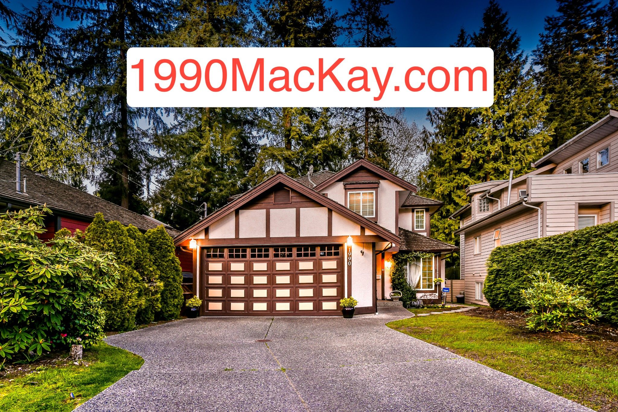 Main Photo: 1990 MACKAY Avenue in North Vancouver: Pemberton Heights House for sale : MLS®# R2345091