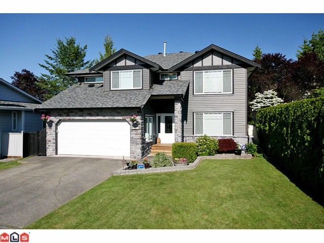 Main Photo: 9274 209A CR in Langley: Walnut Grove House for sale : MLS®# F1114861