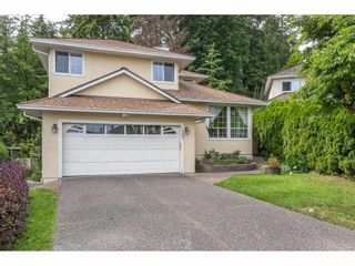 Photo 1: 1307 CAMELLIA Court in Port Moody: Mountain Meadows House for sale : MLS®# R2380794