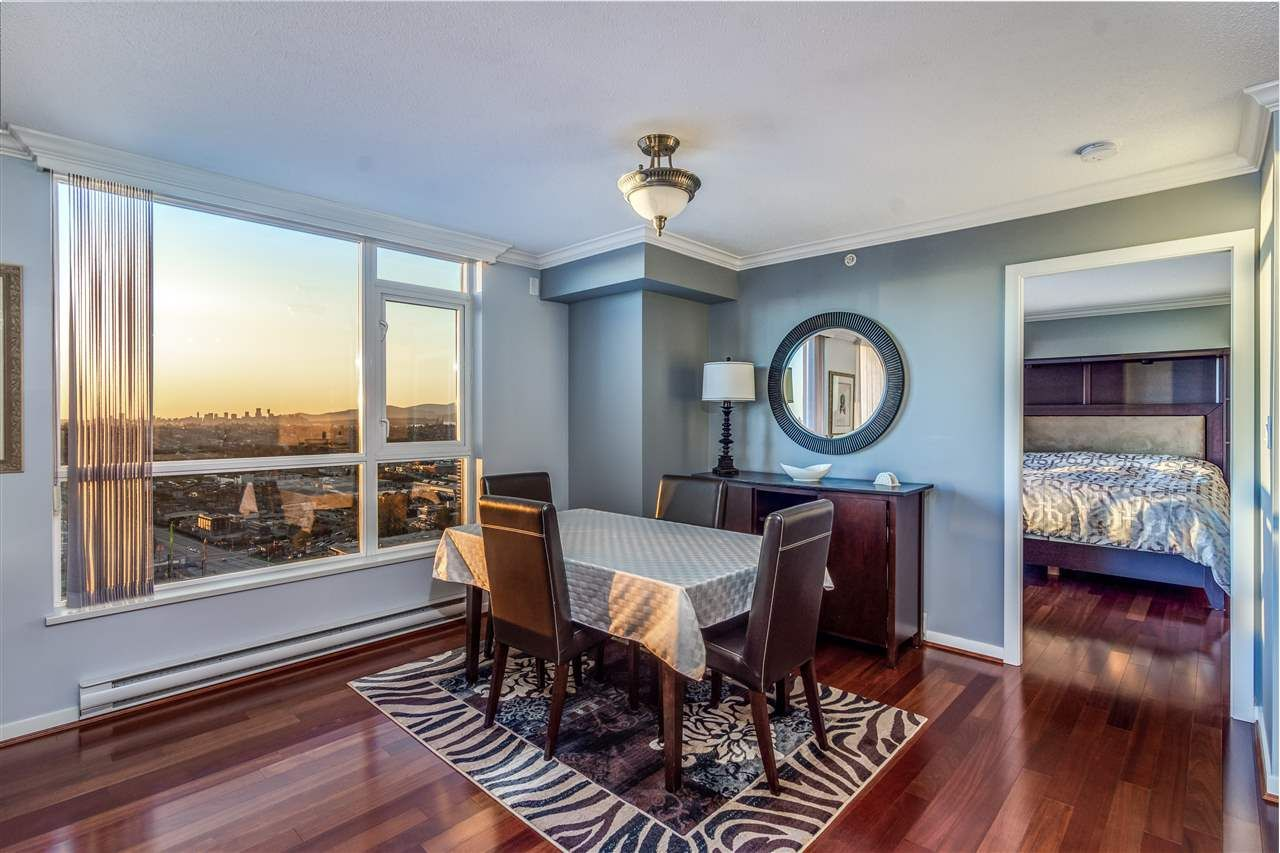 Photo 17: Photos: 3202 2138 MADISON AVENUE in Burnaby: Brentwood Park Condo for sale (Burnaby North)  : MLS®# R2413600