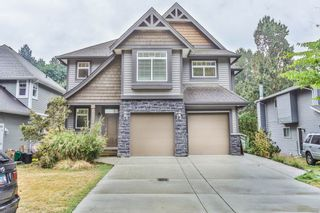 """Main Photo: 2333 CAMERON Crescent in Abbotsford: Abbotsford East House for sale in """"DEERWOOD ESTATES"""" : MLS®# R2205789"""