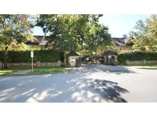 "Photo 2: # 53 5880 HAMPTON PL in Vancouver: University VW Townhouse for sale in ""THAMES COURT"" (Vancouver West)  : MLS®# V1029520"