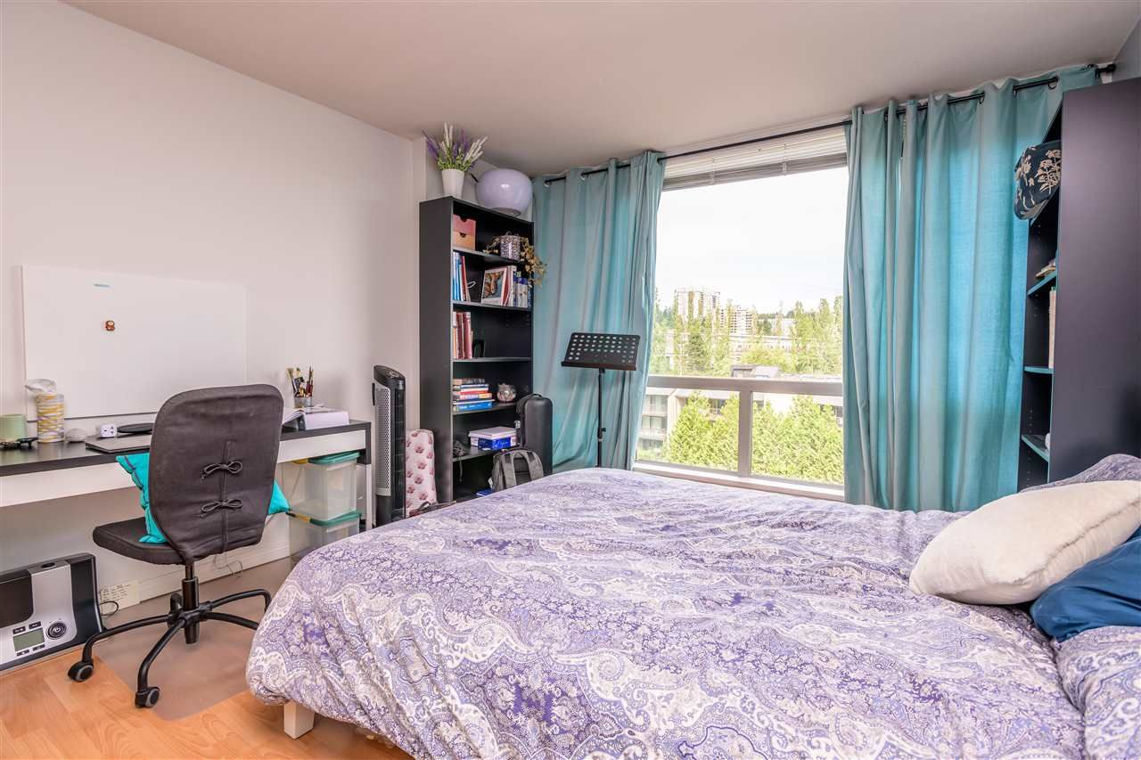 Photo 9: Photos: 603 9623 MANCHESTER Drive in Burnaby: Cariboo Condo for sale (Burnaby North)  : MLS®# R2381331