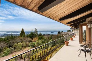 Main Photo: 1438 CHARTWELL Drive in West Vancouver: Chartwell House for sale : MLS®# R2554800