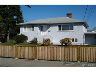 Photo 1:  in VICTORIA: SW Glanford House for sale (Saanich West)  : MLS®# 459557