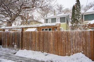 Photo 36: 196 Aubrey Street in Winnipeg: Wolseley Residential for sale (5B)  : MLS®# 202105408