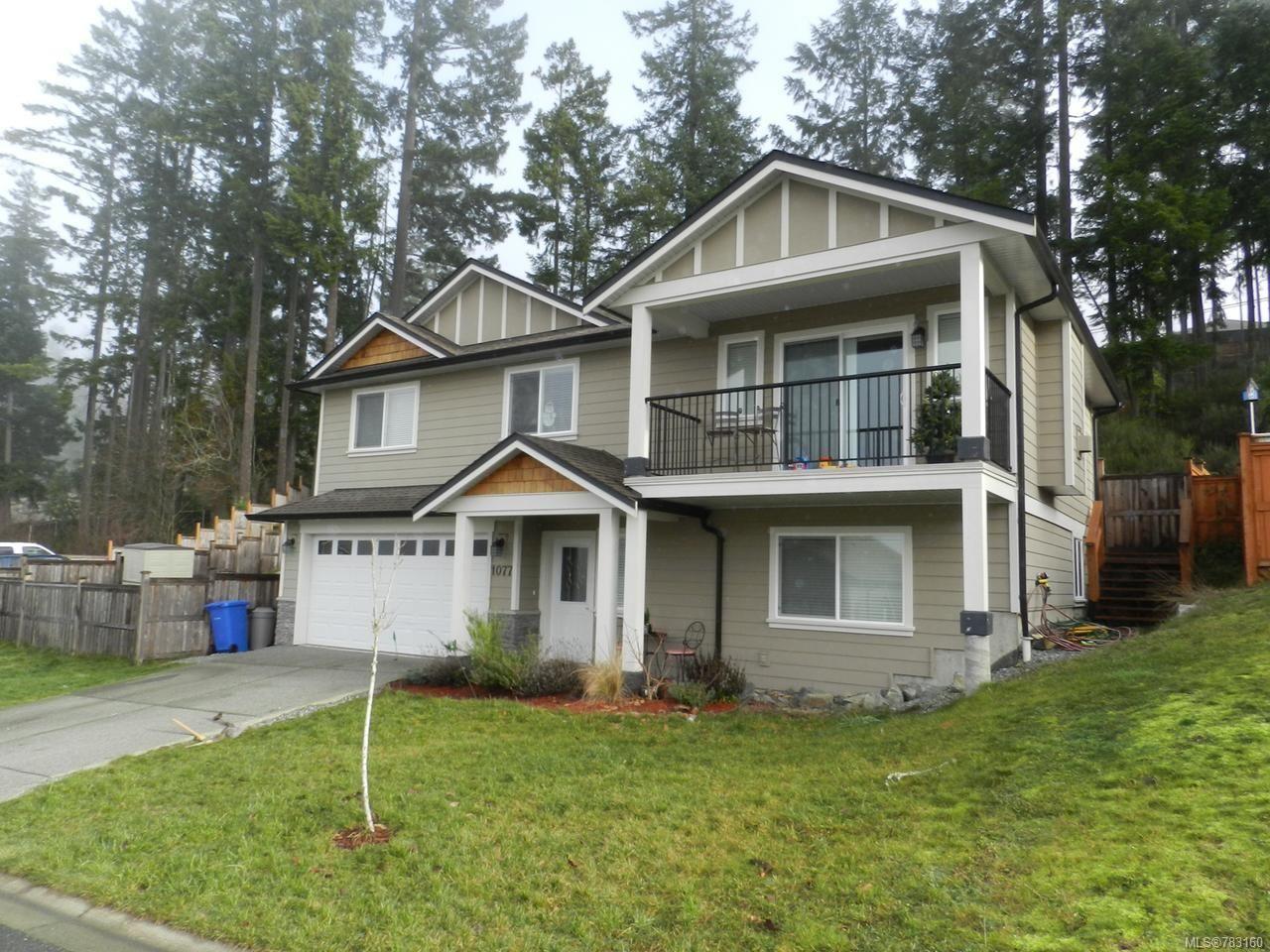 Main Photo: 1077 Lisa Close in SHAWNIGAN LAKE: ML Shawnigan House for sale (Malahat & Area)  : MLS®# 783160