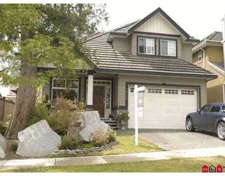 """Photo 1: 14978 35TH Ave in Surrey: Morgan Creek House for sale in """"West Rosemary"""" (South Surrey White Rock)  : MLS®# F2622860"""