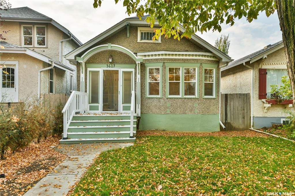 Main Photo: 3617 Victoria Avenue in Regina: Cathedral RG Residential for sale : MLS®# SK874030