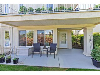 """Photo 35: 11 31450 SPUR Avenue in Abbotsford: Abbotsford West Townhouse for sale in """"Lakepointe Villas"""" : MLS®# R2459458"""