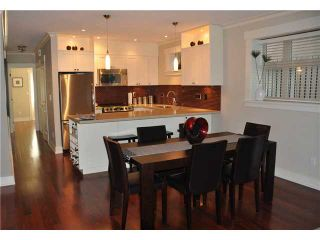 Photo 3: 72 E 15TH Avenue in Vancouver: Mount Pleasant VE Townhouse for sale (Vancouver East)  : MLS®# V1004139