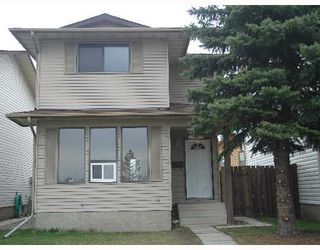Photo 1:  in CALGARY: Temple Residential Detached Single Family for sale (Calgary)  : MLS®# C3262624