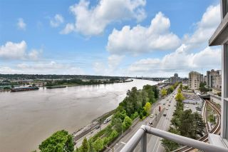 """Photo 8: 1204 125 COLUMBIA Street in New Westminster: Downtown NW Condo for sale in """"NORTHBANK"""" : MLS®# R2584652"""