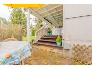 """Photo 23: 14 20071 24 Avenue in Langley: Brookswood Langley Manufactured Home for sale in """"Fernridge Park"""" : MLS®# R2562399"""