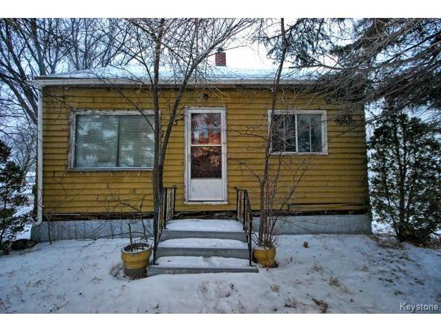 Main Photo: 1252 Plessis Road in WINNIPEG: Transcona Residential for sale (North East Winnipeg)  : MLS®# 1429665