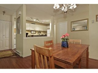 """Photo 7: 102 9154 SATURNA Drive in Burnaby: Simon Fraser Hills Townhouse for sale in """"MOUNTAIN WOOD"""" (Burnaby North)  : MLS®# V1141156"""