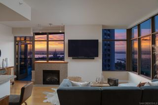 Photo 1: DOWNTOWN Condo for sale : 2 bedrooms : 700 W E St #1203 in San Diego