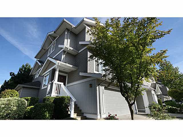 Main Photo: 39 16760 61ST AVENUE in : Cloverdale BC Townhouse for sale : MLS®# F1421376