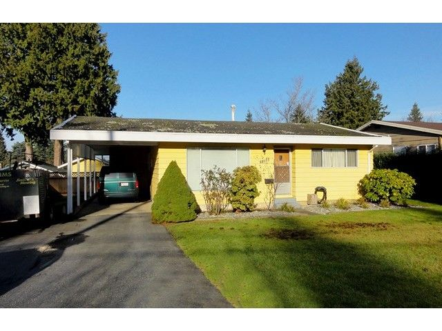 """Main Photo: 11535 96A Avenue in Surrey: Royal Heights House for sale in """"ROYAL HEIGHTS"""" (North Surrey)  : MLS®# F1430163"""