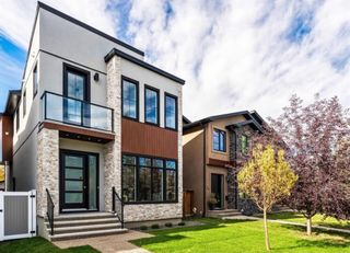 Main Photo: 1B 37 Street SW in Calgary: Wildwood Detached for sale : MLS®# A1149969