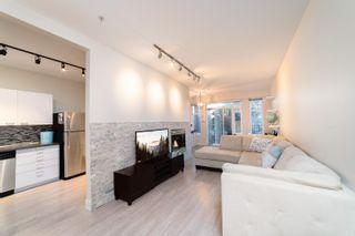"Photo 2: 101 588 TWELFTH Street in New Westminster: Uptown NW Condo for sale in ""REGENCY"" : MLS®# R2625955"