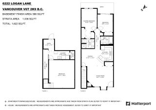 Photo 11: 6222 LOGAN Lane in Vancouver: University VW Townhouse for sale (Vancouver West)  : MLS®# R2563732