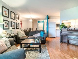 """Photo 6: 210 8450 JELLICOE Street in Vancouver: South Marine Condo for sale in """"THE BOARDWALK"""" (Vancouver East)  : MLS®# R2406380"""