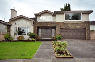 Photo 1: 8123 Heather Street in Vancouver: Marpole Home for sale ()  : MLS®# V865570