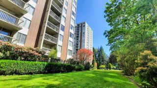 """Photo 1: 305 2008 FULLERTON Avenue in North Vancouver: Pemberton NV Condo for sale in """"WOODCROFT - SEYMOUR BUILDING"""" : MLS®# R2587288"""