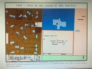 Photo 2: 1400 Southeast 20 Street in Salmon Arm: Hillcrest Vacant Land for sale (SE Salmon Arm)  : MLS®# 10112895