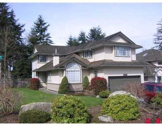 Photo 1: 2803 154TH Street in White Rock: King George Corridor House for sale (South Surrey White Rock)  : MLS®# F2708321