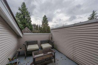 "Photo 19: 11 730 FARROW Street in Coquitlam: Coquitlam West Townhouse for sale in ""FARROW RIDGE"" : MLS®# R2120416"