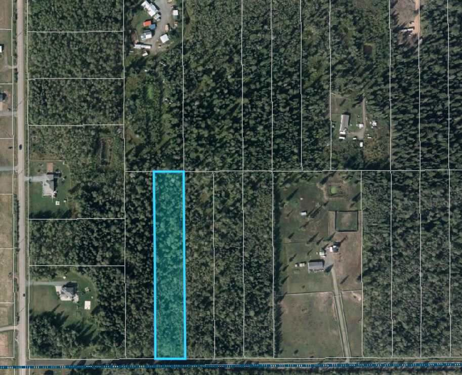 "Main Photo: 5772 VEEKENS Road in Prince George: South Blackburn Land for sale in ""South Blackburn/Pineview"" (PG City South East (Zone 75))  : MLS®# R2525181"