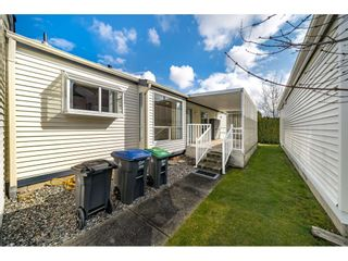 Photo 34: 10 2345 CRANLEY DRIVE in Surrey: King George Corridor Manufactured Home for sale (South Surrey White Rock)  : MLS®# R2528785