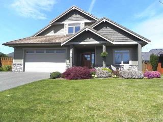Photo 1: 1856 Cardiff Cres in COURTENAY: CV Crown Isle House for sale (Comox Valley)  : MLS®# 639208