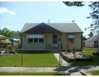 Photo 1: 349 MARJORIE ST in WINNIPEG: Residential for sale (Canada)  : MLS®# 2911858