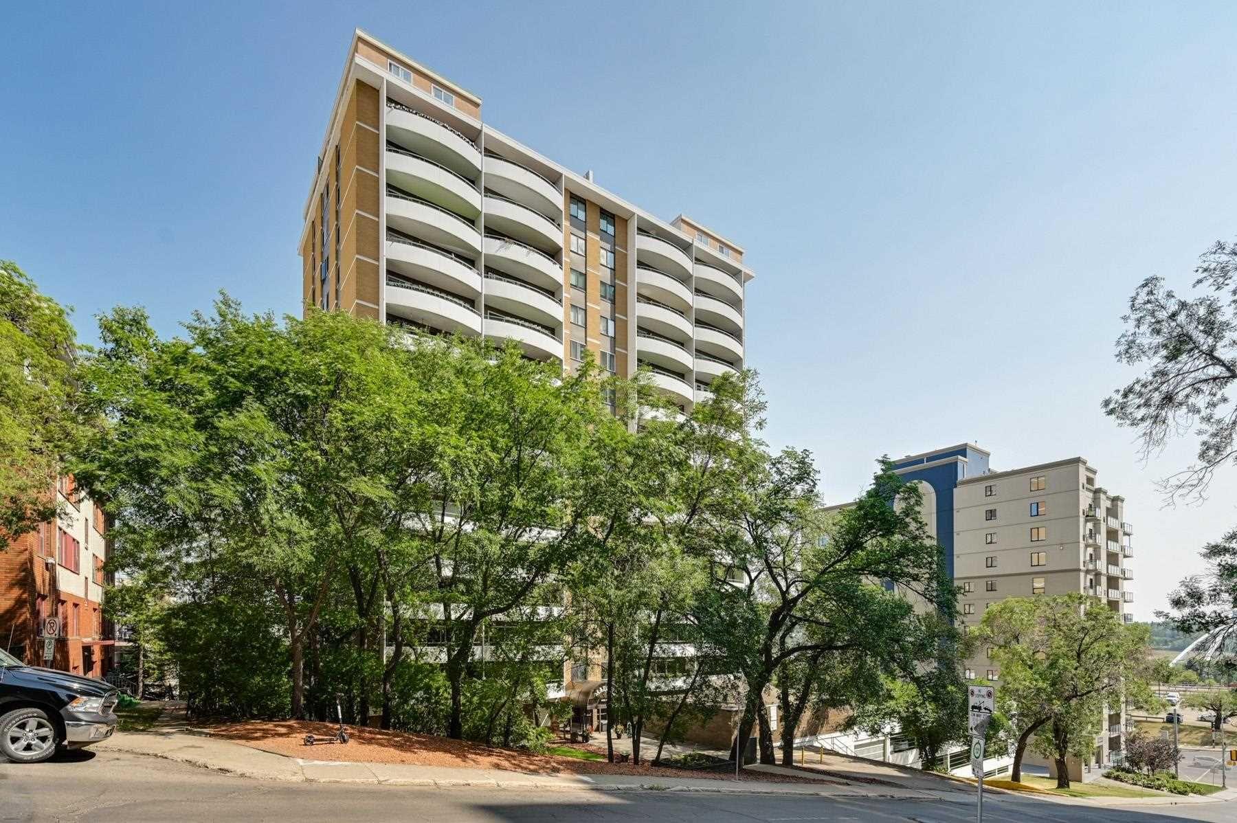 Main Photo: 1502 9725 106 Street in Edmonton: Zone 12 Condo for sale : MLS®# E4256919