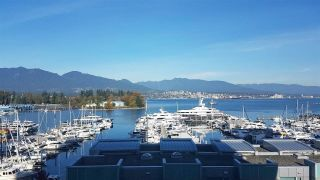 """Photo 1: 601 590 NICOLA Street in Vancouver: Coal Harbour Condo for sale in """"The Cascina at Waterfront Place"""" (Vancouver West)  : MLS®# R2582387"""