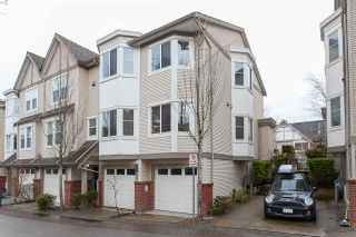 """Photo 1: 41 15450 101A Avenue in Surrey: Guildford Townhouse for sale in """"CANTERBURY"""" (North Surrey)  : MLS®# R2149046"""