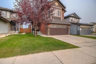Photo 1: 833 AUBURN BAY Boulevard SE in Calgary: Auburn Bay Detached for sale : MLS®# A1035335