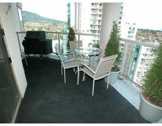 """Photo 9: 1303 1199 EASTWOOD Street in Coquitlam: North Coquitlam Condo for sale in """"THE SELKIRK"""" : MLS®# V640292"""