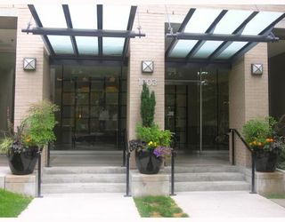 Photo 1: 304 1003 BURNABY Street in Vancouver: West End VW Condo for sale (Vancouver West)  : MLS®# V786418