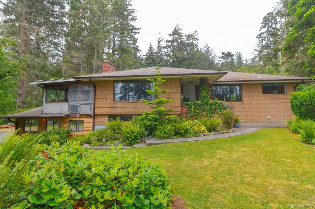 Main Photo: 8510 West Coast Rd in Sooke: Sk West Coast Rd House for sale : MLS®# 843577