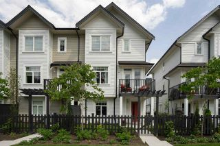 """Photo 1: 44 7665 209 Street in Langley: Willoughby Heights Townhouse for sale in """"ARCHSTONE YORKSON"""" : MLS®# R2288396"""