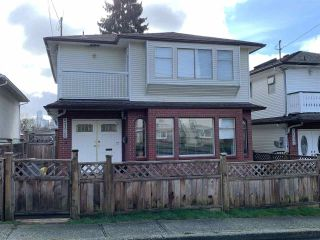 Photo 1: 5128 RUBY Street in Vancouver: Collingwood VE House for sale (Vancouver East)  : MLS®# R2553417