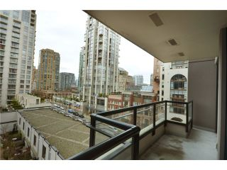 Photo 5: 702 1295 RICHARDS Street in Vancouver: Downtown VW Condo for sale (Vancouver West)  : MLS®# V924739