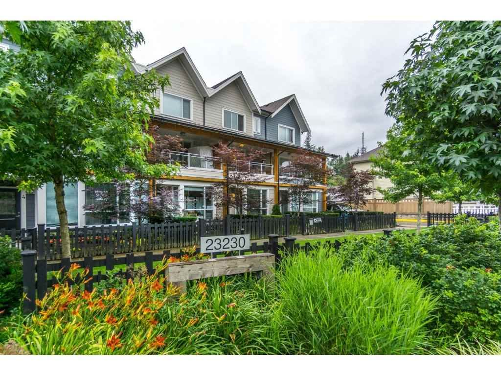 """Main Photo: 2 23230 BILLY BROWN Road in Langley: Fort Langley Townhouse for sale in """"Flatiron LIVE/WORK Bedford Landing"""" : MLS®# R2087264"""